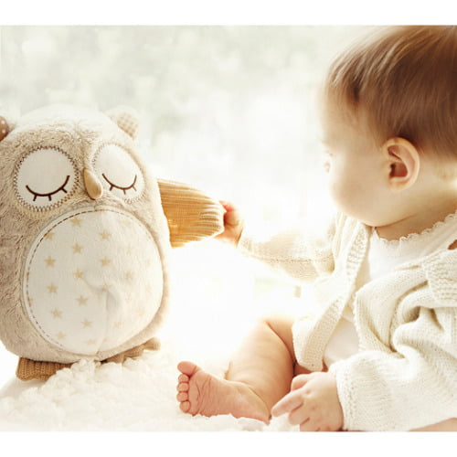 Sound Activated Sleep Sounds Owl
