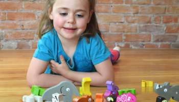 Animal-Puzzle-Learning-Set