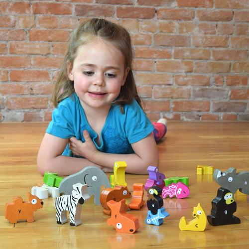 Animal Puzzle Learning Set