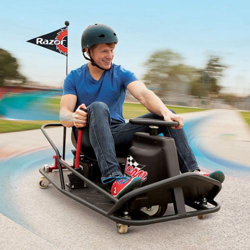 Spin Drifting Go Kart1