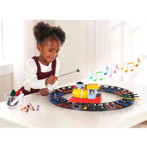 Musical Railroad Xylophone Train