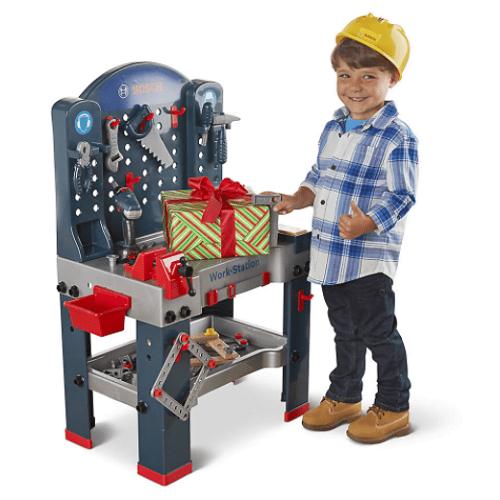 Young Carpenter's Bosch Workbench1