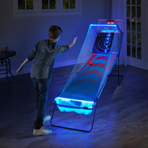 Illuminated Bowling Arcade Game