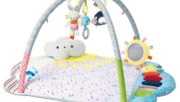 Colorful-Gund-Baby-Activity-Gym