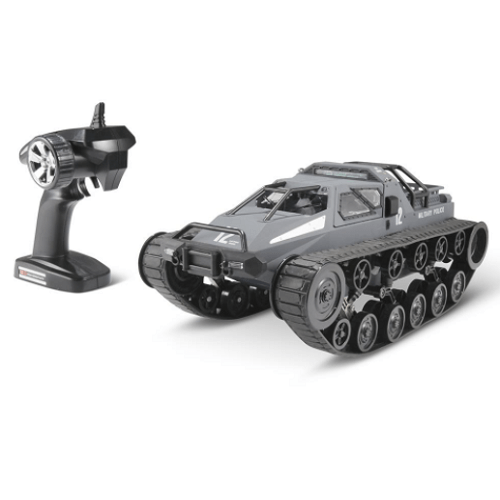 Terrain Conquering Wide Track RC Tank1