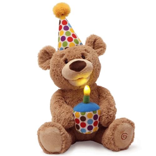 Happy Birthday Singing and Dancing Bear1