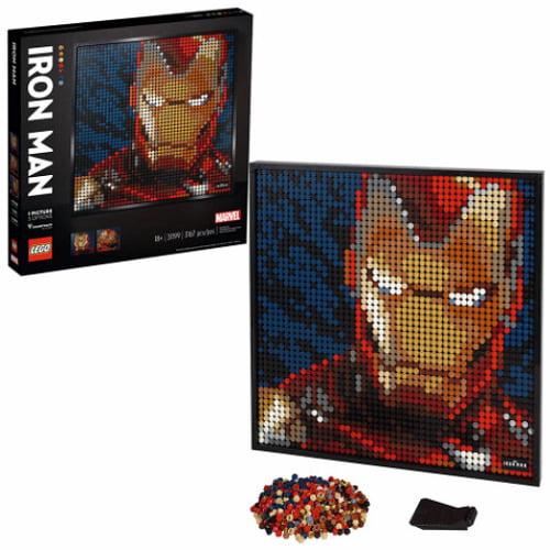 LEGO Art Marvel Studios Iron Man1