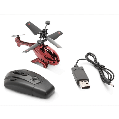 World's Smallest Stunt Helicopter1