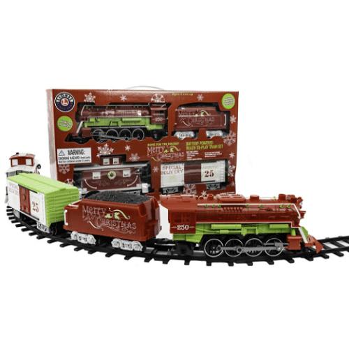 Classic Lionel Train1