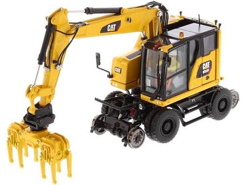 Diecast-model-of-CAT-Caterpillar-Excavator