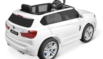 BMW X5 electric ride-on