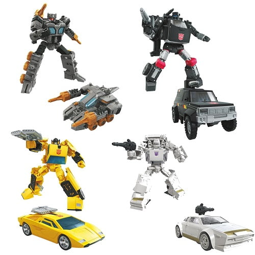 Transformers Generations War for Cybertron