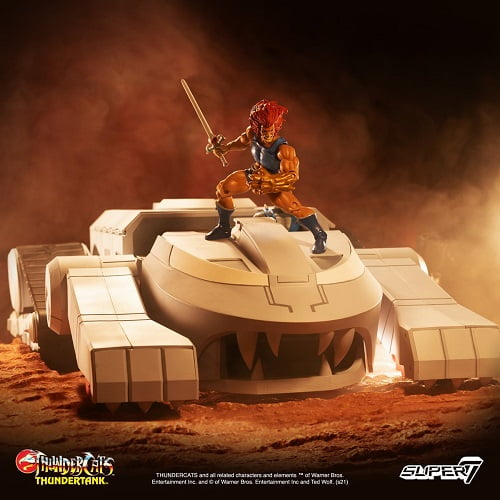 ThunderCats ThunderTank