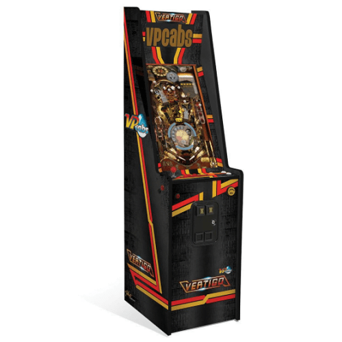 Virtual 60-Game Pinball Arcade1