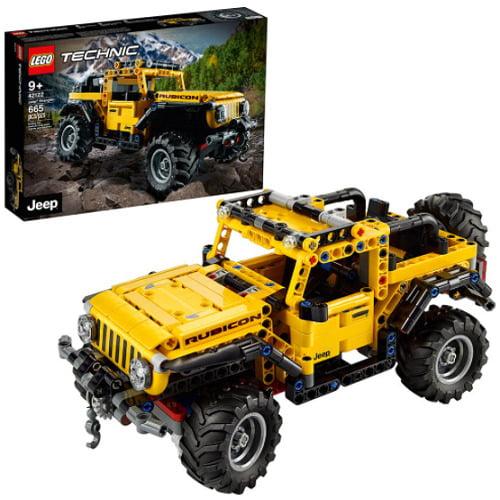 LEGO Technic Jeep Wrangler Rubicon1