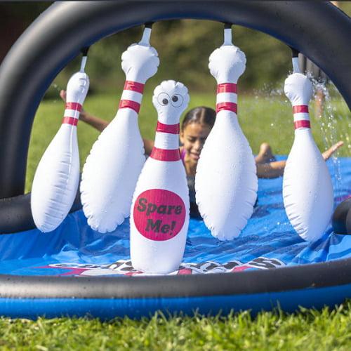 Water Slide Bowling Game1