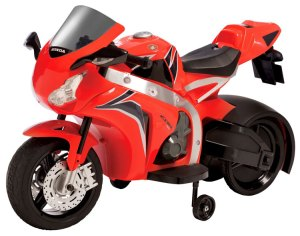 Electric Cars For Kids - Kid Trax Honda CBR 1000RR Sport Motorcycle