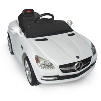 Electric Cars For Kids - Mercedes Benz SLK