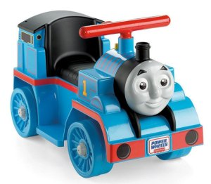 Electric Cars For Kids - Power Wheels Thomas The Train Tank Engine