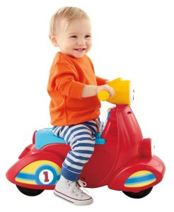 Baby Scooters - Fisher Price Laugh & Learn Smart Stages Scooter