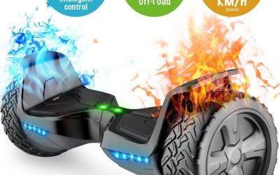 Top 10 Hoverboards For Christmas 2017