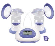 Lansinoh 2in1 electrical breast pump