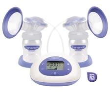 Lansinoh 2in1 electrical breast pump