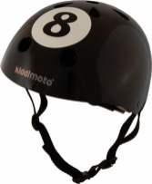 Kiddimoto helm 8bal
