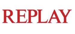 Replay logo