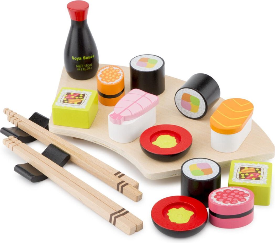 New classic toys sushi