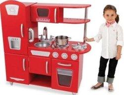 Kidkraft rode keuken