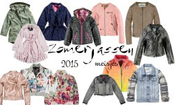 Zomerjassen 2015 meisjes