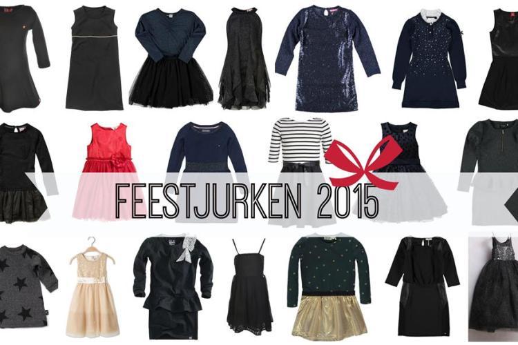 feestjurken meisjes 2015
