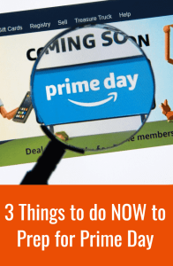 Prime Day Tips for Scoring the Best Deals