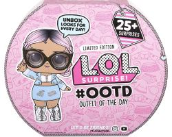 L.O.L Surprise #OOTD Outfit of the Day Advent Calendar Most Popular Advent Calendar for Kids