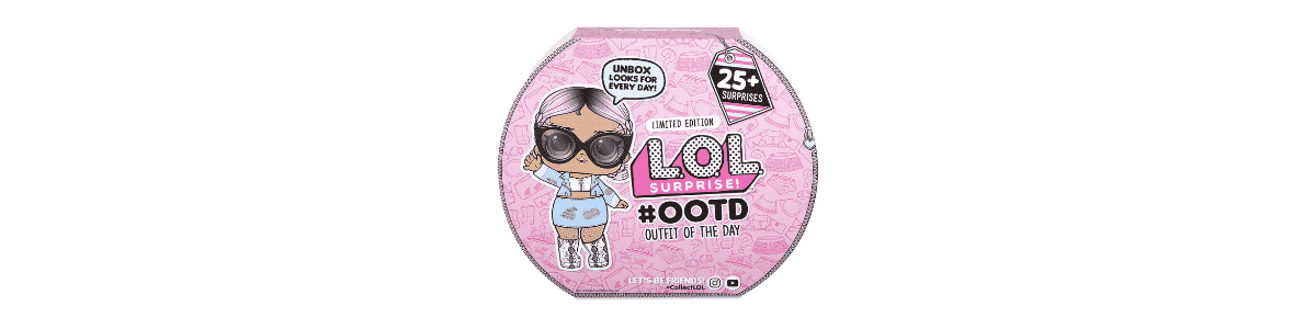 Where to find L.O.L Surprise #OOTD Outfit of the Day Advent Calendar in stock
