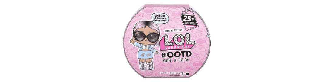 Where to buy L.O.L Surprise #OOTD Outfit of the Day Advent Calendar hot toys 2018