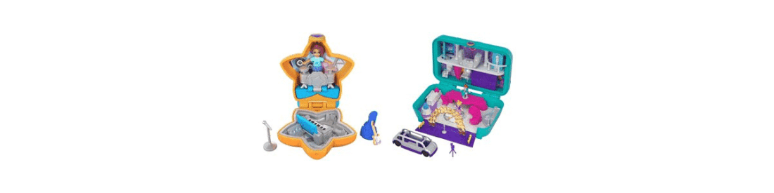 Where to buy Polly Pocket 2018
