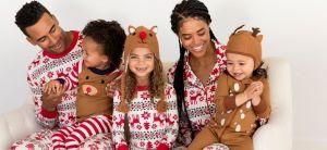 Hanna Andersson Family Matching Pajamas for Christmas and Hanukkah