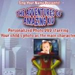 Amazing Kid-Kane Daniel