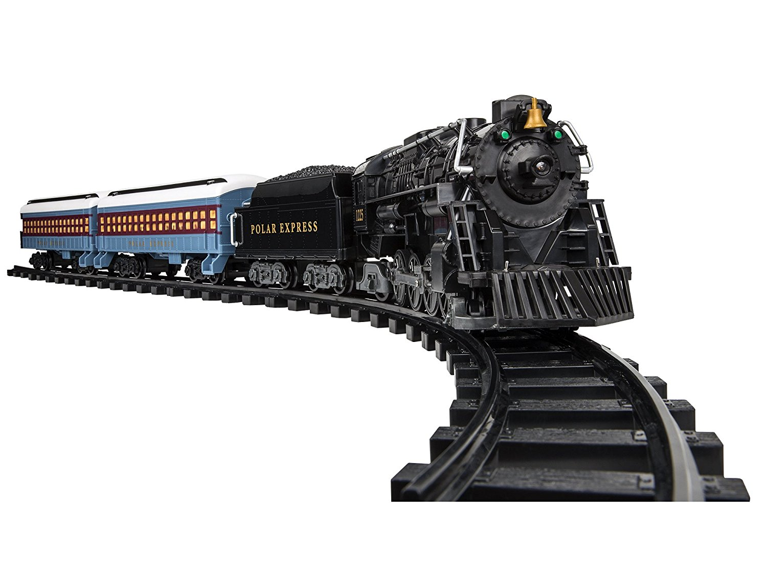 Lionel Polar Express Ready To Play Train Set Review