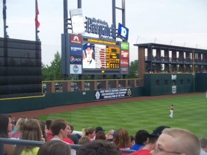 Clippers game in Ohio