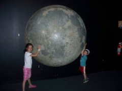 Space Area at COSI