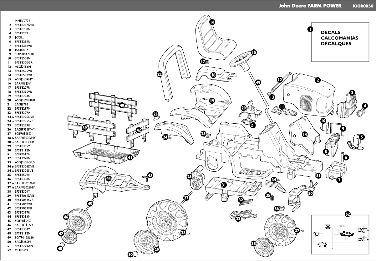 John Deere Lt155 Parts Schematic