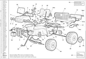 John Deere Gator (Revised) IGOD0004 IGOD0033 Parts