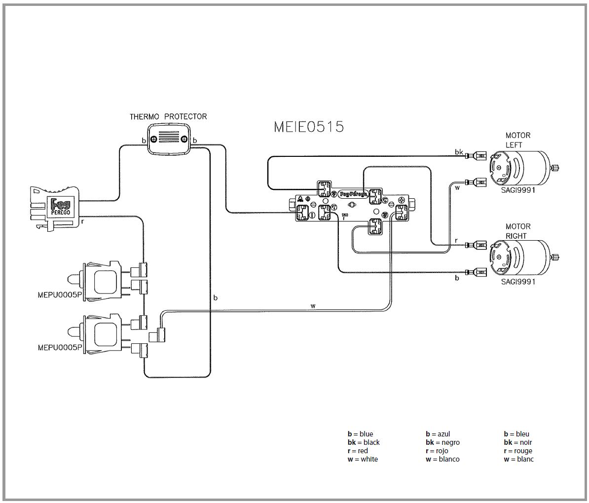 Polaris Sportsman 800 Efi Wiring Diagram Diagrams Wiring Diagram Images