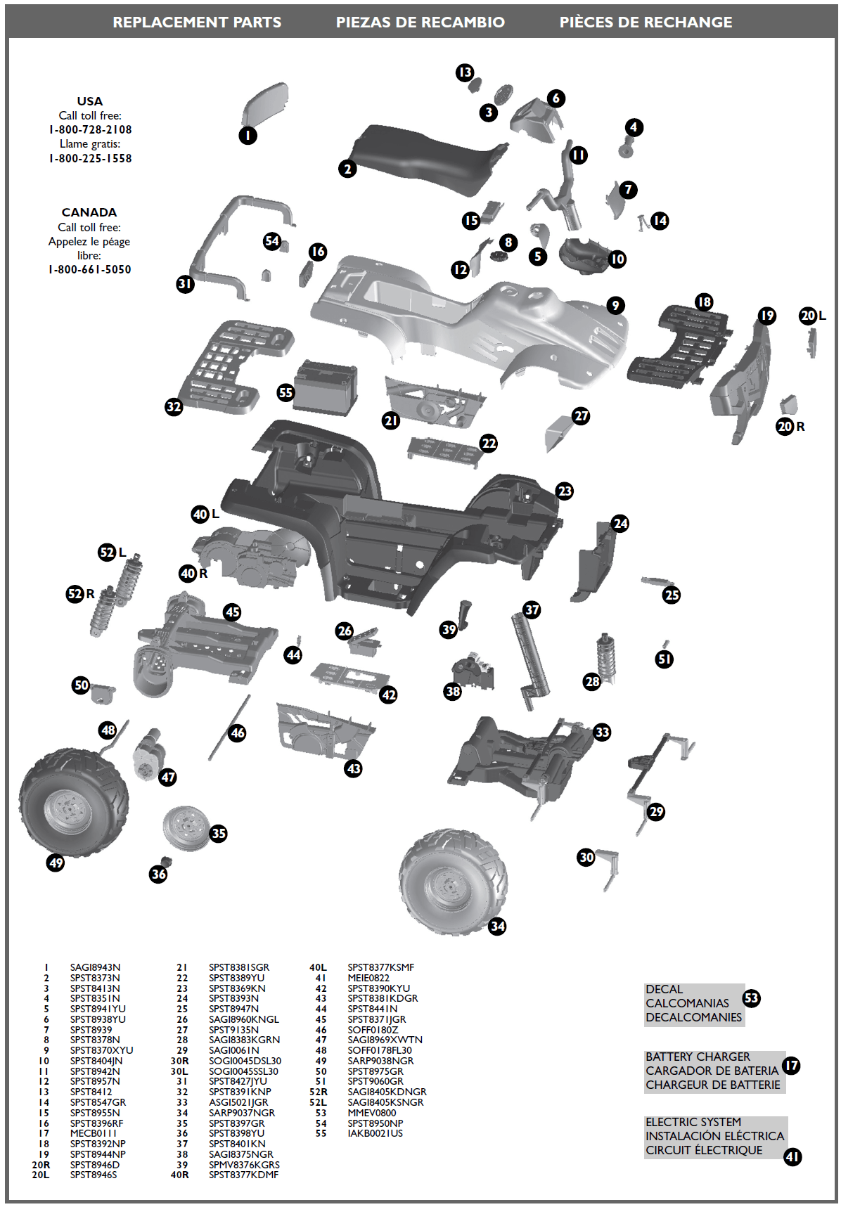 Polaris Sportsman Xp850 Igod Parts