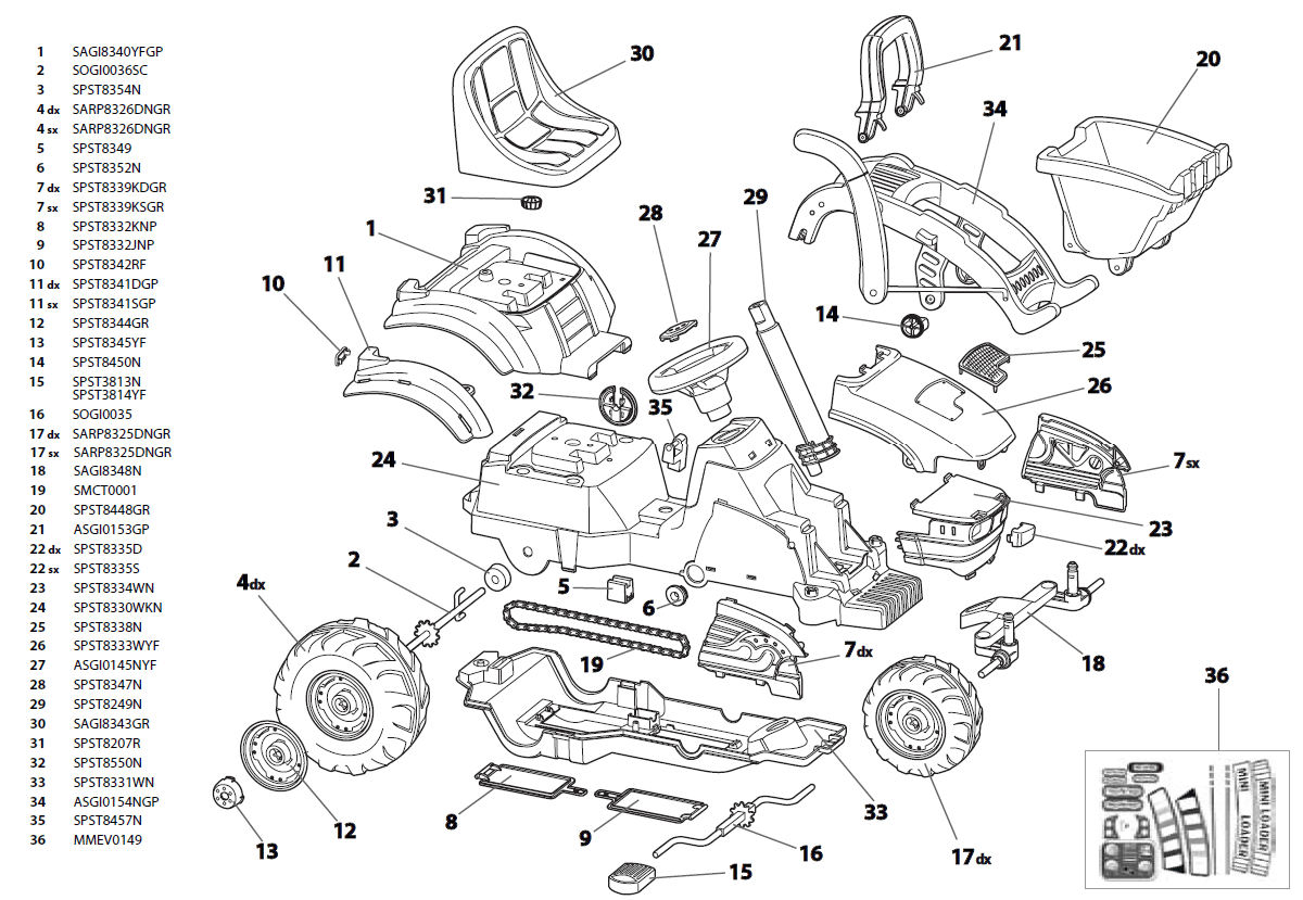 John_Deere_Mini_Loader_parts_diagram?resize\\\\\=665%2C459 diagrams 440464 john deere gator hpx wiring schematic awesome john deere gator wiring schematic at aneh.co