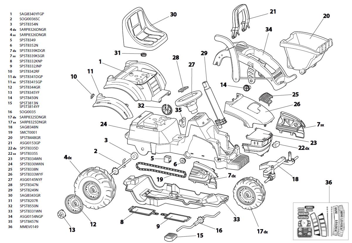 John Deere Gator Wiring Schematic 33 Diagram Images Cx Diagrams 440464 Hpx Awesome Mini Loader Parts Diagramresize6652c459