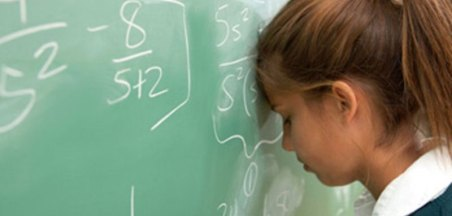 Math Phobia in Children